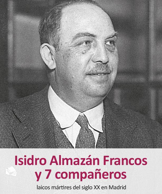 Isidro Almazán Francos y 7 compañeros